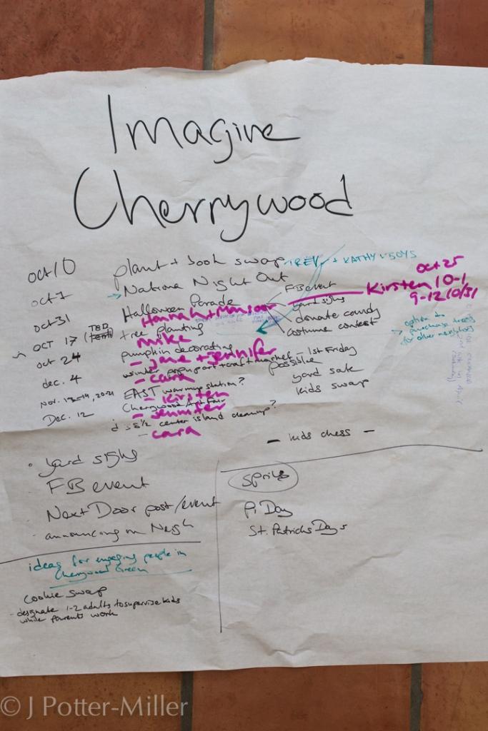 Imagine Cherrywood 15sep15. Photo by J. Potter-Miller.