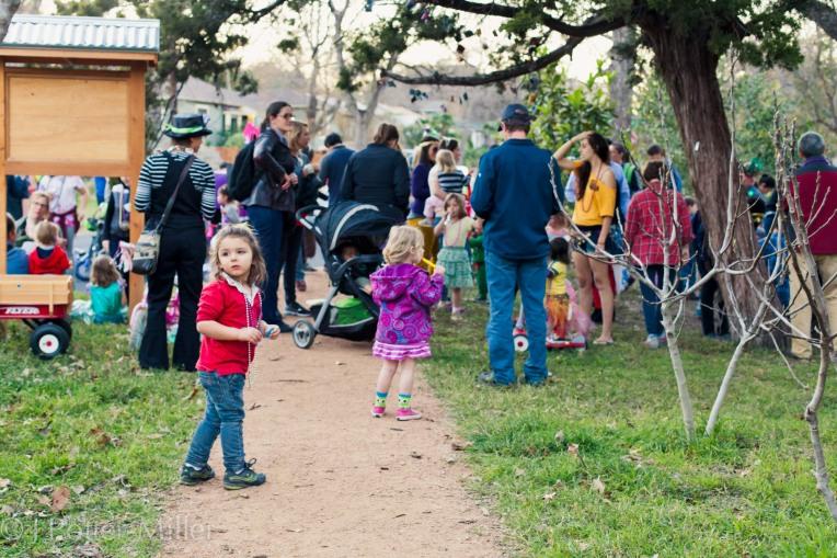 2016 Cherrywood Mardi Gras Parade, by Jennifer Potter-Miller